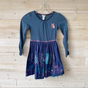 Monsoon Dress, girls size 5/6